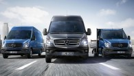 """""""Mercedes-Benz"""" izrādījies pirmais, kas modernizēto vieglās klases komercfurgonu """"Sprinter"""" aprīkojis ar """"Euro 6"""" ekoloģiskajiem standartiem atbilstošiem dzinējiem. Jauno """"Sprinter"""" vizuāli..."""