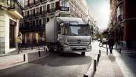 """Nopietnu modernizāciju piedzīvojis vieglās kravnesības klases (6,5–16 t) populārākais kravas auto modelis """"Mercedes-Benz Atego"""". Pēc rekonstrukcijas """"Atego"""" lepojas ar jaunu..."""