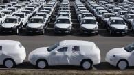 """Kā ziņo vācu žurnāls """"Bild"""", pagājušajā nedēļā """"Porsche"""" Leipcigas rūpnīcas gatavās produkcijas noliktavā-stāvlaukumā atmūķētas un apzagtas vairāk nekā 100 automašīnas...."""