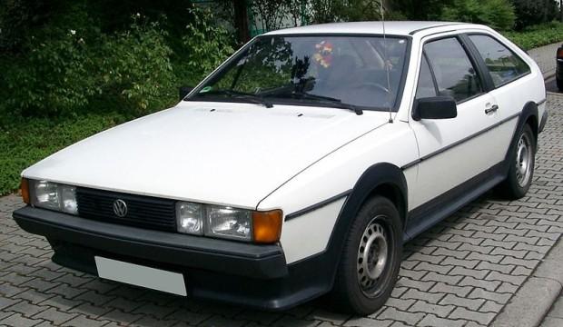 VW Scirocco II (1982-1992)