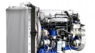 """Zviedru kravas automobiļu ražotājs """"Volvo Trucks"""" pāreju uz Euro 6 atgāzu emisijām, kas Eiropā stāsies spēkā no 2014.gada 1.janvāra, atbilstošiem..."""