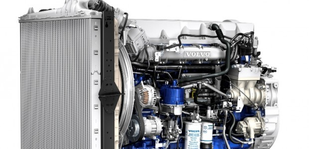 Volvo Trucks D13 Euro6 Engine