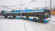 """""""Rīgas satiksme"""" ir pabeigusi iepirkumu procedūru par 125 trolejbusu piegādi un pasludinājusi, ka līgums tiks slēgts ar kompāniju """"Škoda Electric"""",..."""