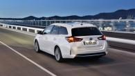 """Japāņu kompānija """"Toyota"""" beidzot ieviesusi palielinātas ietilpības universāla modifikāciju savam kompaktklases modelim. Jaunais """"Toyota Auris Touring Sports"""" turklāt ir pirmais..."""