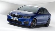 """Visu laiku ātrākās """"Škoda Octavia"""" priekškars ir kritis – jaunās paaudzes """"Škoda Octavia RS"""" savu pasaules pirmizrādi piedzīvos Gudvudas ātruma..."""