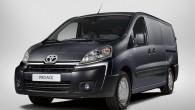 """Šā gada jūnijā """"Toyota""""pārstāvniecībās Latvijā uzsāks komercfurgona """"ProAce"""" tirdzniecību. Pirmo automobiļu piegādes klientiem sola no jūlija. Jaunais """"Toyota ProAce"""", kā..."""
