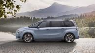 """Franču autoražotājs """"Peugeot"""" beidzot publiskojis informāciju par jaunās paaudzes septiņvietīgo kompaktvenu """"Grand C4 Picasso"""". Kā redzams attēlos, """"grands"""" ieguvis tādus..."""
