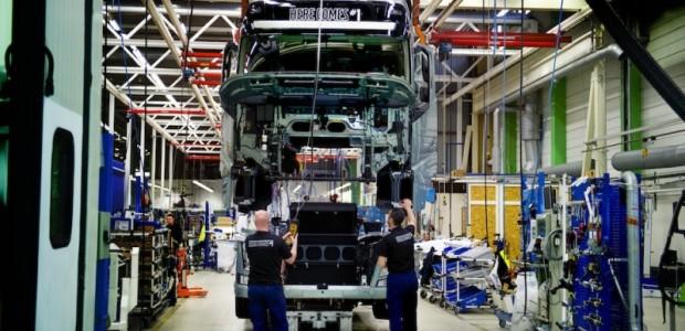 Volvo FH rupnica