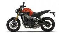 """Japāņu motociklu ražotājs """"Yamaha"""" laidis klajā jaunu modeli """"MT-09"""", kas aprīkots ar trīscilindru dzinēju. """"MT-09"""" par spēka agregātu izmantots pilnīgi..."""