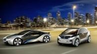 """Gaitas rezerve mazāk nekā 160 km, augsta cena, ekstravagants dizains – ne velti """"BMW"""" savu pirmo elektromobili sauc par """"pārdomātu..."""