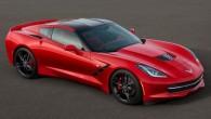 """Koncerns """"General Motors"""" atvedis uz Eiropu dažus """"Chevrolet Corvette Stingray"""" testa automobiļus, lai veiktu vēl pēdējos izmēģinājuma braucienus pirms modeļa..."""
