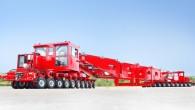 """Franču kompānija """"Nicolas"""" pēc norvēģu kravu pārvadātāja uzņēmuma """"Statnett Transport AS"""" pasūtījuma un specifikācijas izgatavojusi pašgājēju megatransportieri """"Model-R"""" Ar šādu..."""