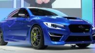 """Japāņu autoražotājs """"Subaru"""" sola Frankfurtes autoizstādē prezentēt sportiskā sedana """"WRX"""" pirmssērijas prototipu. Koncepta """"WRX"""" pirmizrāde notika pavasarī Ņujorkas autosalonā, ASV...."""