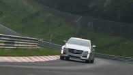 """Kompānija """"Cadillac"""" lepojas ar sava jaunās paaudzes sportiskā sedana """"CTS-V"""" neseno veikumu Nirburgringas trasē. """"Cadillac"""" 2014. modeļu gada atlēts """"CTS-V""""..."""