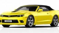 """Kompānija """"Chevrolet"""" sola Frankfurtē parādīt jaunās paaudzes """"Camaro"""" kabrioletu. """"Camaro"""" modernizēto versiju """"Chevrolet"""" prezentāja gada sākumā Ņujorkas autoizstādē, bet Frankfurtes..."""