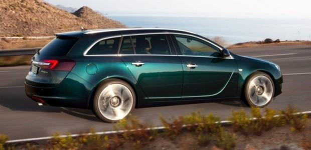 Opel Insignia ST_2013