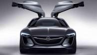 """Jau pirms drīzumā gaidāmās Frankfurtes autoizstādes (12.-22.septembris) """"Opel"""" publiskojis plašāku informāciju par jauno konceptauto """"Monza"""", uzsverot, ka tas parāda, kāda..."""