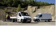 """""""Renault Trucks"""" sagatavojuši komercautomobiļu saimes """"Master"""" speciālu versiju būvdarbiem un celtniecības materiālu transportam. Klientiem tiek piedāvāts """"Master"""" pašizgāzējs-kravas automobilis un..."""