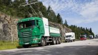 """Kompānijas """"Scania"""" un """"Siemens"""" noslēgušas sadarbības līgumu, kura ietvaros kopīgi attīstīs projektu """"ENUBA"""". Projekta pilns nosaukums vācu valodā ir """"Elektromobilität..."""
