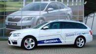 """Sestdien, 31. augustā """"Škoda"""" autosalonā Biķernieku ielā 120 un """"SKY"""" lielveikala stāvvietā norisināsies Red Bull Kart Fight kartinga sacensību seriāla..."""