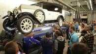 """Naktī no 29. uz 30. augustu CSDD rīkoja ikgadējo pasākumu """"Tehniskās apskates nakts"""", kura laikā tika pārbaudīts nepilns tūkstotis automašīnu...."""
