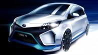 """Japāņu ražotājs jau iepriekš bija ļāvis nojaust, ka Frankfurtes auto izstādē prezentēs jaunu un neparastu konceptu """"Hybrid R"""", taču līdz..."""
