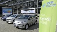 """Par Vācijas autokluba """"Verkehrsclub Deutschland"""" (VCD) 2013./2014. gada ekoloģisko automobiļu saraksta uzvarētājiem un tādējādi par gada videi draudzīgākajiem transportlīdzekļiem ir..."""