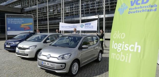 VCD eco-car