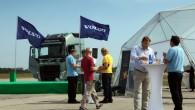 """Jelgava ir viena no pilsētām, kur Volvo FH Roadshow ietvaros būs apskatāms jaunais kravas auto modelis """"Volvo FH"""", kas pasaulē..."""