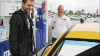 """Šī gada 3.augustā ekorallijā """"XL Bāka 2013"""", ko organizēja """"Drošas Braukšanas Skola"""" (DBS) un """"Statoil Fuel & Retail Latvia"""", uzstādīts..."""