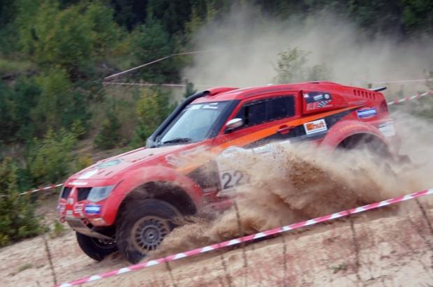 Souminens/Hurskainens (Mitsubishi Pajero, T1),