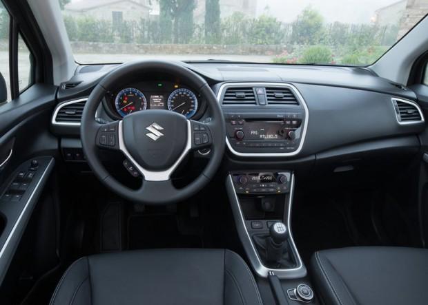 10-Suzuki SX4 SCross 2014