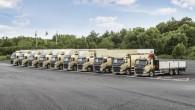 """Septembra sākumā kompānija """"Volvo Trucks"""" bija uzaicinājusi viesos dažādu Eiropas valstu specializēto spēkratu mediju pārstāvjus, lai atraktīvā """"Road Show"""" gaisotnē..."""