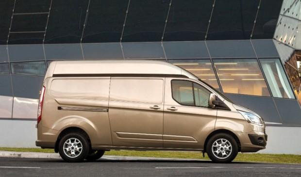 5-Ford Transit Custom +
