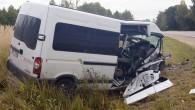 """Pirmdien, 30.septembrī """"AutoMedia.lv"""" atkal bija lieciniece ceļu satiksmes negadījumam. Uz autoceļa A6 Rīga-Daugavpils pēc pulksten 07.00 bija notikusi smaga frontāla..."""