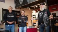 """SIA """"Motofavorīts"""" piektdien (20.09.) bija sarīkojis """"Harley-Davidson Rīga Open House"""" dienu, veltītu amerikāņu motociklu ražotnes 110. gadskārtai un projekta """"Rushmor""""..."""