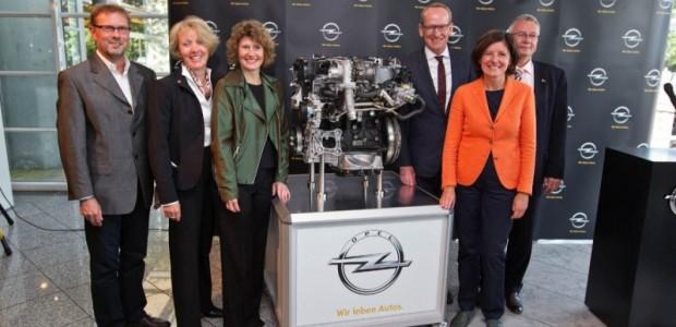 Opel plant in Kaizerslautern