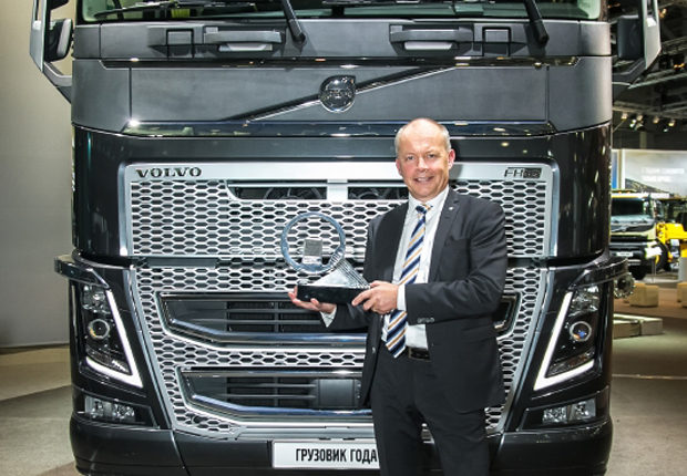 Volvo FH-Tuck of the year 2014