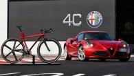 """Itāļu autoražotājs """"Alfa Romeo"""" apsolījis jau drīzumā laist tirgū jaunu velosipēdu līniju """"4C IFD Bicycle"""". Kompānijas izplatītā visai pieticīgā informācija..."""
