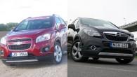"""""""Chevrolet"""" mārketinga speciālisti uzskata, ka mazā krosovera """"Trax"""" mērķauditoriju pamatā veido jauni cilvēki vecumā no 25 līdz 35 gadiem, kuri..."""
