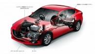 """Japāņu autoražotājs """"Mazda"""" ir paziņojis datumu, kad tirgū (sākotnēji Japānā) nonāks populārā modeļa """"Mazda3"""" versija ar hibrīddzinēju un tas būs..."""