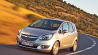 """Šķiet, necik sen """"Opel"""" laida klajā jaunās paaudzes """"Meriva"""" ar diskutablajām divviru sānu durvīm, bet nupat jau autoražotājs veicis minivena..."""