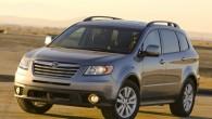 """Japāņu autoražotājs """"Subaru"""" nolēmis nākamā gada janvārī pārtraukt apvidus automobiļa """"Tribeca"""" ražošanu. """"Tribeca"""" kļuvusi par īstu japāņu ražotāja klupšanas akmeni...."""