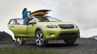 """""""Subaru"""" pārstāvju izplatītā informācija liecina, ka pirmā modeļa aprīkošanu ar hibrīddzinēju uzņēmums sāks jau šā gada beigās. Japāņu ražotājs jau..."""