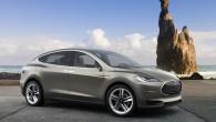 """Lai gan Kalifornijas elektromobiļu ražotājs vēl nemaz nav sācis krosovera """"Model X"""" izlaidi, līdz šīs nedēļas beigām tā iegādei bija..."""