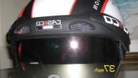 """Lielbritānijas kompānija """"Motorcycle Information Development Technologies"""" izstrādājusi speciālu datu projekcijas sistēmu, kas ļauj attēlot digitālo informāciju uz motociklista ķiveres viziera...."""