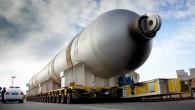 Veiksmīgi noslēdzies Itālijā ražota 1306 tonnas smaga hidrokrekinga reaktora ceļojums no Salerno ostas Itālijā līdz Ačinskas naftas pārstrādes rūpnīcai Krasnijarskas...