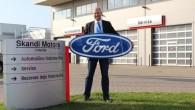 """2. oktobrī SIA """"Skandi Motors"""" filiāle Liepājā noslēdza līgumu ar """"Baltic Motors Imports"""", kļūstot par oficiālo """"Ford"""" zīmola pārstāvi. Turpmāk..."""