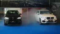 """Sestdien, 2.novembrī – divas nedēļas pirms oficiālas pārdošanas uzsākšanas – """"BMW"""" pārstāvja """"Inchcape BM Auto"""" salonā Rīgā notika iecienītā premium..."""