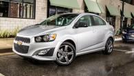 """Losandželosas izstādē """"Chevrolet"""" izrādījis mazauto """"Sonic"""" sportisko versiju ar modeļa nosaukuma paplašinājumu """"RS"""". """"Chevrolet"""" modelis, ko amerikāņi pazīst kā """"Sonic"""",..."""